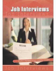 Job Interviews - مقابلات الوظيفة